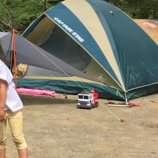 【お取引中】キャプテンスタッグ 大型テント
