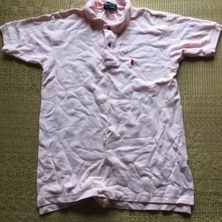 088 ピンク POLO ポロシャツ