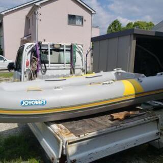 ジョイクラフト joycraft 2馬力ボート