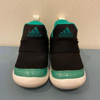 美品 adidas アディダス スニーカー 13cm 靴