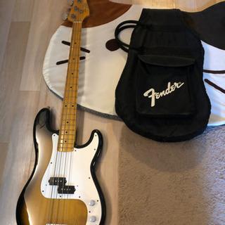 最終値下げ Fender プレシジョンベースの画像