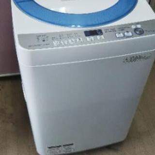 シャープ   7K洗い洗濯機