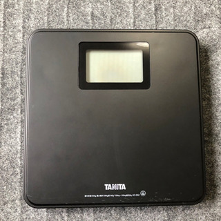 TANITA 体重計(値下げしました!)