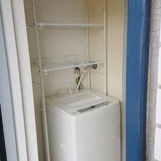 AQUA 全自動洗濯機 AQW-S45C(W) 4.5kg 14年製
