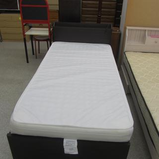 シングルベッド ニトリ 90×205×41cm マットレス付き ...