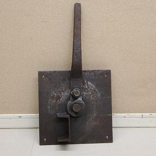 板金工放出 バーベンダー 一体型鉄筋曲げ板 ハンドベンダー 手動...