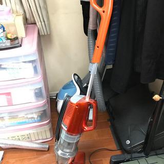 【0円】掃除機