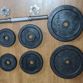 ダンベルセット 20kg