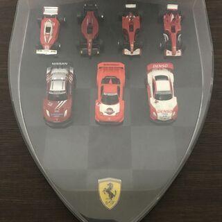 ローソン 限定 フェラーリ & レーシングカー  1/72 ミニ...