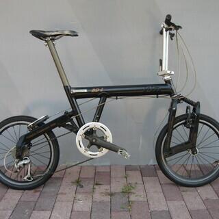 R&M BD-1 ミニベロ 折り畳み自転車 管理NO.20200...