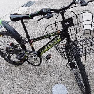(引渡し決定)20インチ子供用自転車