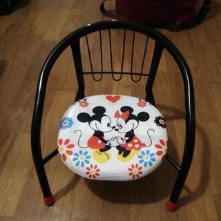 ミニ椅子 豆椅子 (西松屋)