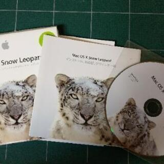 【お相手決定】Mac OS X Snow Leopard(10....