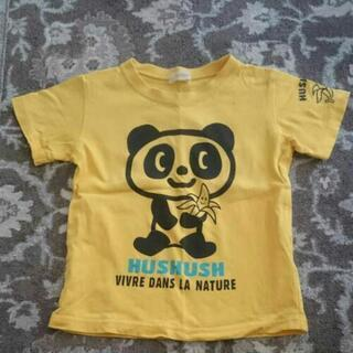 HushHush パンダ柄Tシャツ  100cm