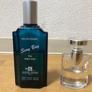 香水 2種