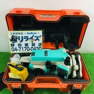 ニコン NST-305Cr トータルステーション【リライズ野田愛...