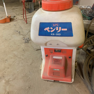 バッテリー式消毒機