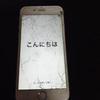 ジャンク SoftBank iPhone6s ☆16GB ローズ...