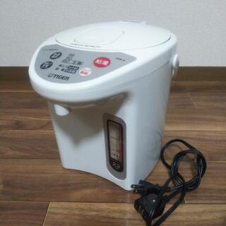 ◆TIGER タイガー マイコン電動ポット  2008年製◆