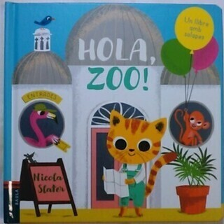 HOLA, ZOO! Nicora Slater カタルーニャ語...