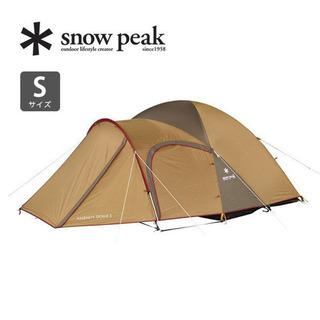 アメニティドームS スノーピーク テント