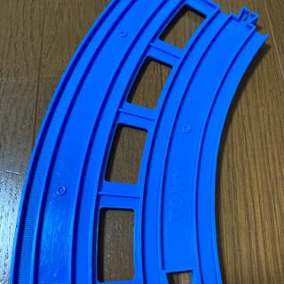 (31)プラレール 複線曲線レール