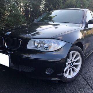 BMW116i検付格安(期間限定)