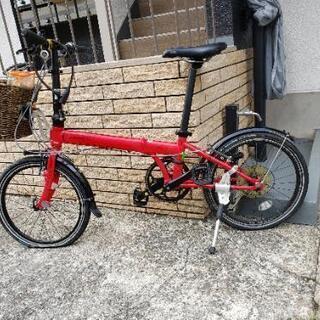 DAHON折りたたみ自転車
