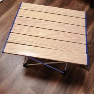 キャンプ用品♤折りたたみ机