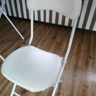 ニトリ 折りたたみ椅子・机