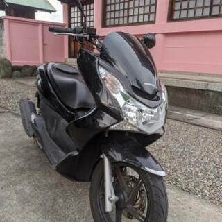 ★ホンダ PCX 125 後期ESP ブラック フルノーマル 1...