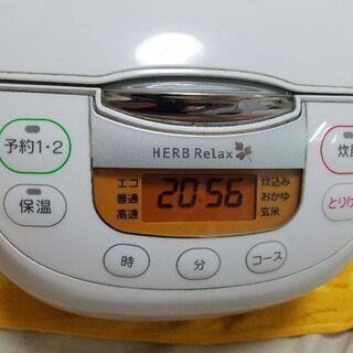 炊飯器(5.5合炊き)
