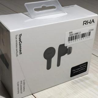 新品未開封 RHA TrueConnect 完全ワイヤレスイヤホン