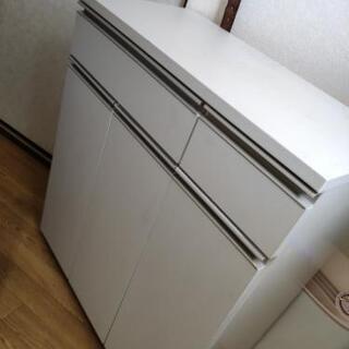 【お話中】カウンター ゴミ箱
