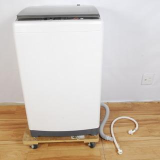 2456 AQUA アクア 全自動洗濯機 AQW-GV800E(...
