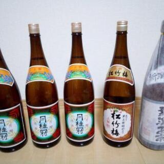 日本酒 1.8L