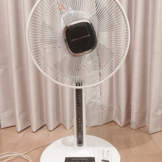 日立製扇風機 リモコン付き