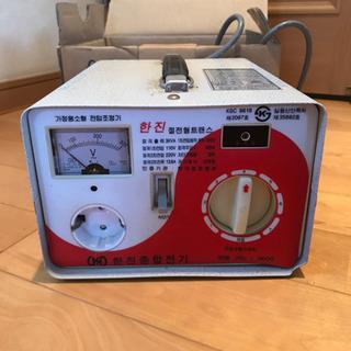 韓国変圧器