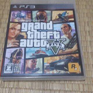 PS3ソフト グランドセフオート5