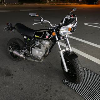 エイプ50 どなたかバイクを交換しませんか?!
