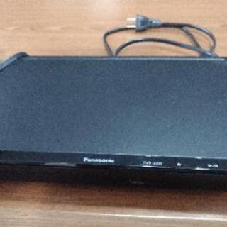 Panasonic DVDプレイヤー DVDーS500
