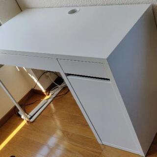 IKEA ミッケデスク ホワイト