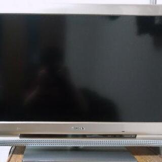 SONY 32型液晶テレビ