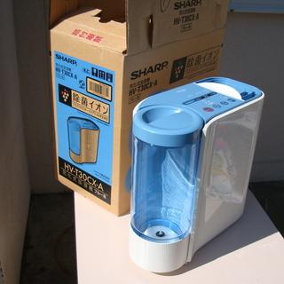 シャーププラズマクラスター加湿器2006年
