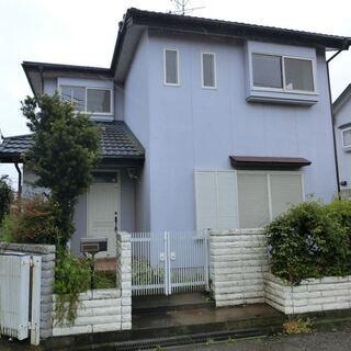 野田市新田戸の住宅地にある戸建て 4LDK ペット可 初期費用相談