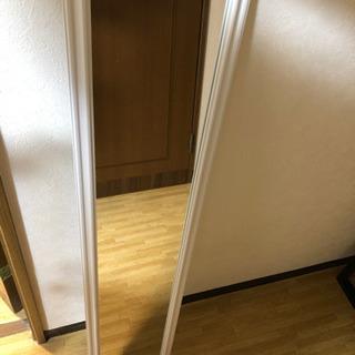 【300円】全身鏡(120cm * 24cm)