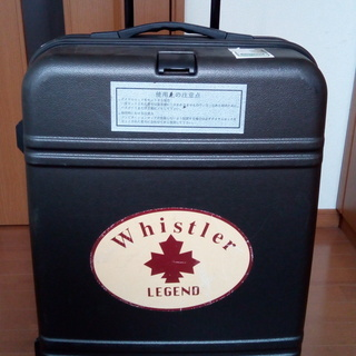 スーツケース(2輪キャスター)✨