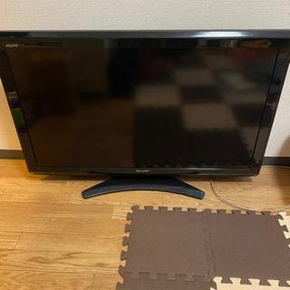 シャープTV40インチ LC-40E9  2011年式 10000円
