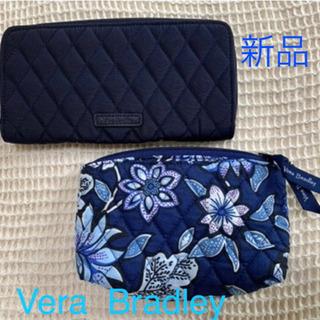Vera  Bradley 財布&化粧ポーチ