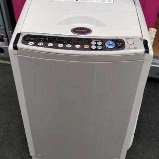 全自動 洗濯機 HITACHI 日立 6kg NW-SK61全自...